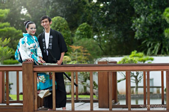 Rindi & Tian - PREWEDDING by NET PHOTOGRAPHY - 006