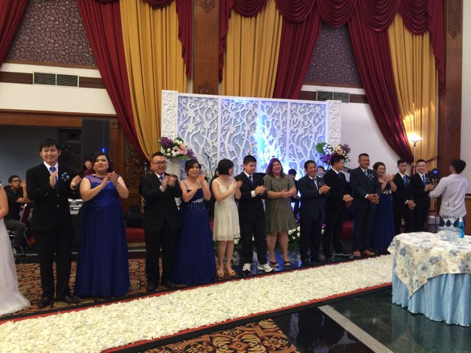 THE WEDDING OF YONATHAN AND RIYANI by JS Wedding Planner Organizer and Entertainment - 036