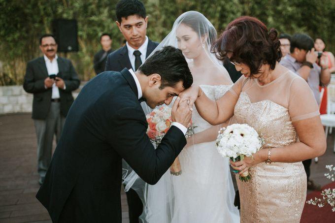 Yayaati and Sam Rooftop Wedding by James Morrison Photo - 047