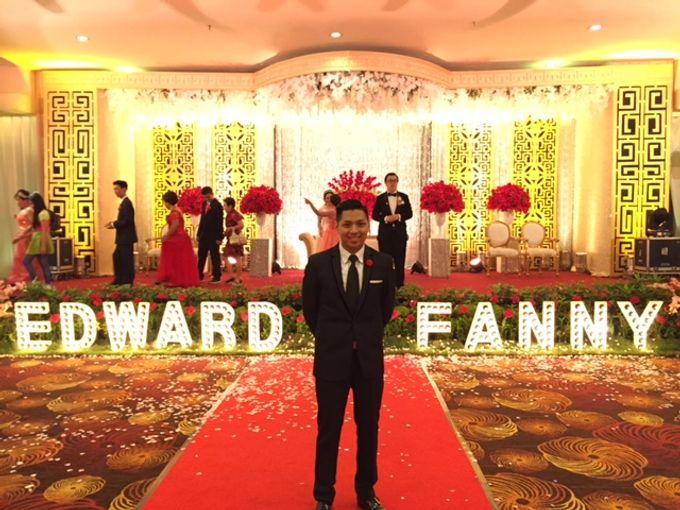 The wedding of Edward & Fanny - Wedding Pontianak by Fernando Edo - 004