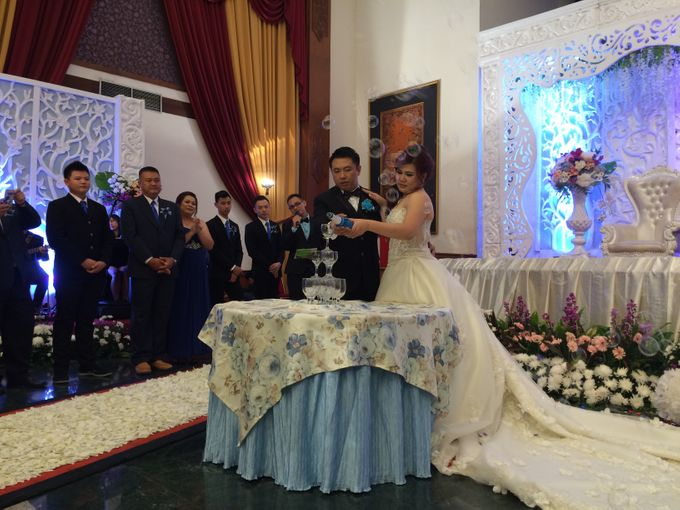 THE WEDDING OF YONATHAN AND RIYANI by JS Wedding Planner Organizer and Entertainment - 044