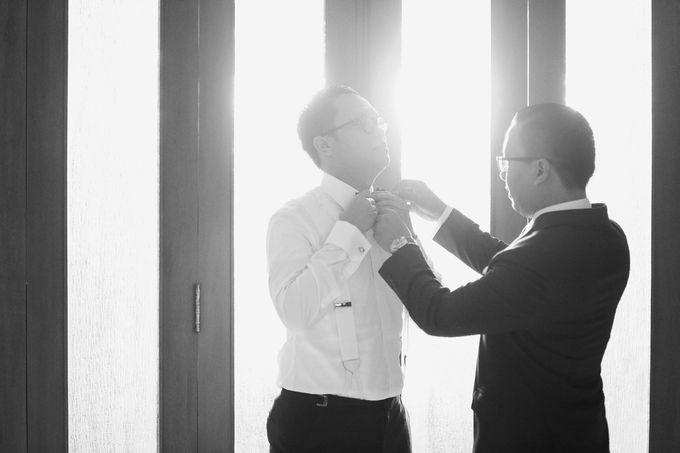 Togi & Jesicca - Holy Matrimony & Batak Ceremony by JAYSU Weddings by Jacky Suharto - 018