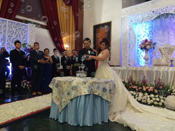 THE WEDDING OF YONATHAN AND RIYANI by JS Wedding Planner Organizer and Entertainment - 045