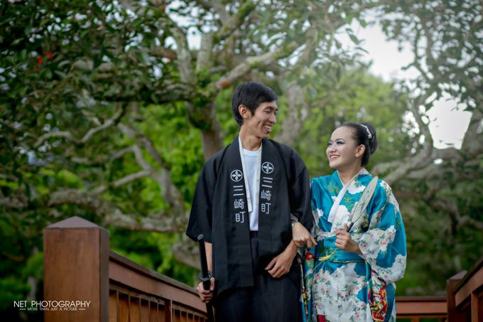 Rindi & Tian - PREWEDDING by NET PHOTOGRAPHY - 007