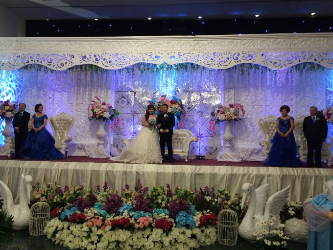 THE WEDDING OF YONATHAN AND RIYANI by JS Wedding Planner Organizer and Entertainment - 046