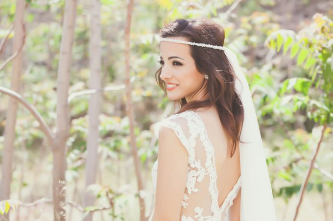 A beautifull bride by George Ladas Photography - 007