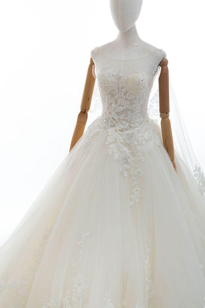 Gown Wedding by JJ Bride - 003