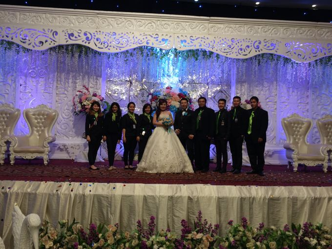 THE WEDDING OF YONATHAN AND RIYANI by JS Wedding Planner Organizer and Entertainment - 048