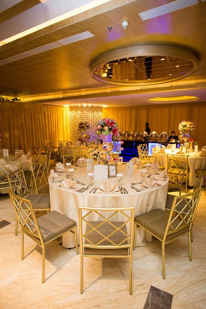 The Wedding of Davin & Yunisa by The Swan Decoration - 012