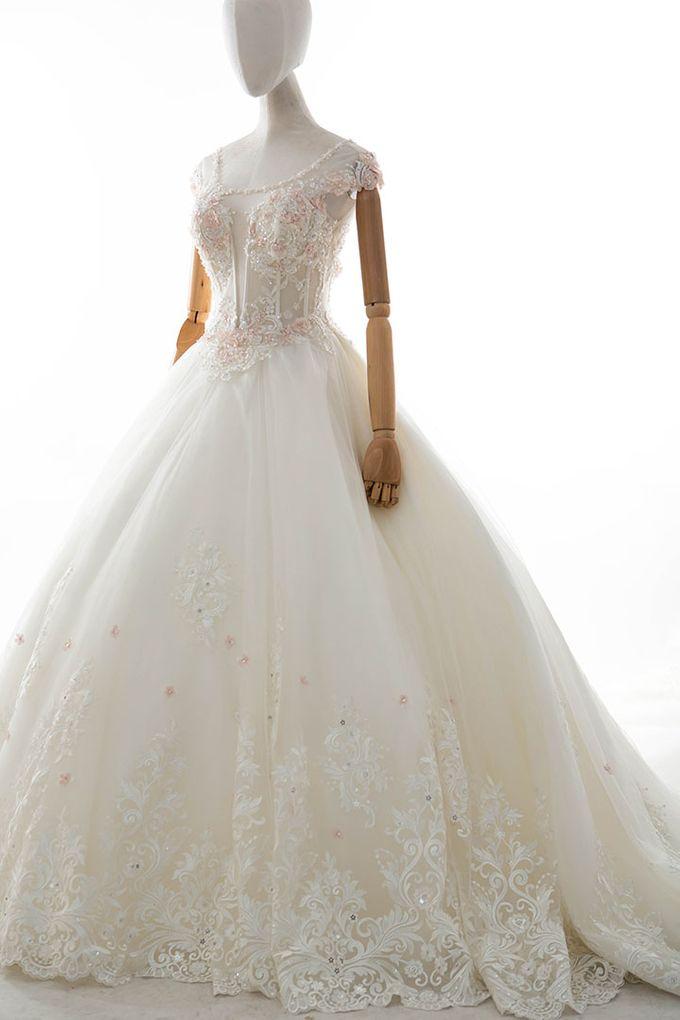 Gown Wedding by JJ Bride - 004