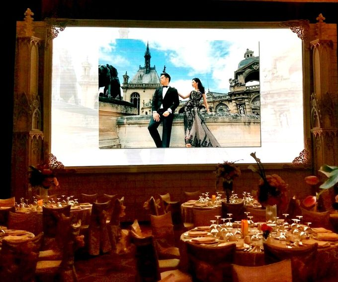 LED Rental for Wedding by Studio Pro - 002