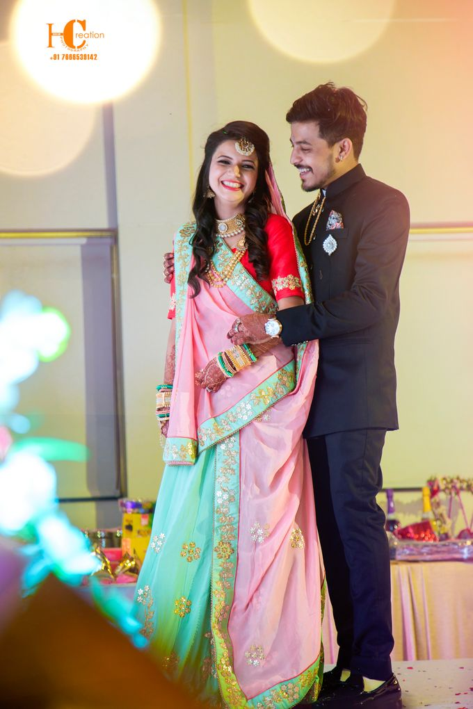 Engagement Nikhil & pooja by Hakim Creation Photography - 026