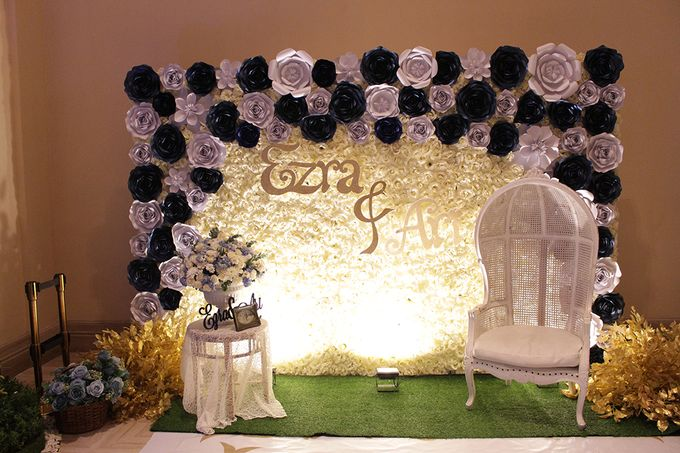 Wedding of Ari & Ezra by The Trans Resort Bali - 003
