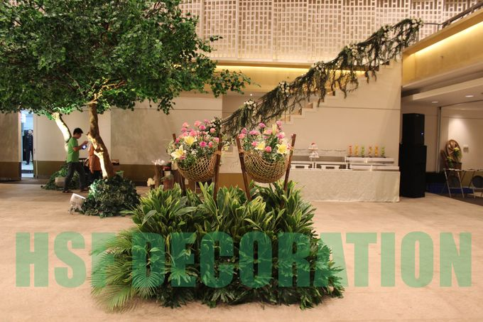 WEDDING AT THAMRIN NINE by Home Smile Florist - 001