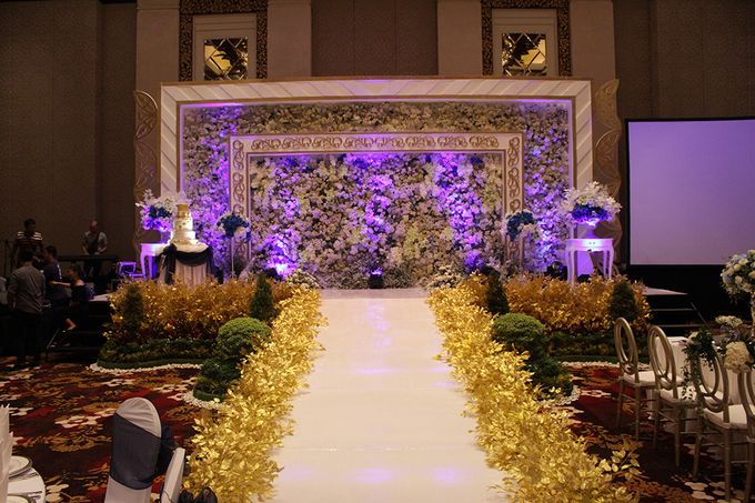 Wedding of Ari & Ezra by The Trans Resort Bali - 007