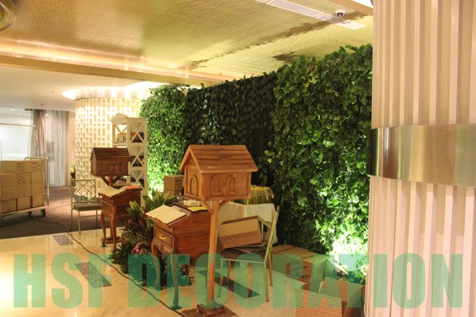 WEDDING AT THAMRIN NINE by Home Smile Florist - 005
