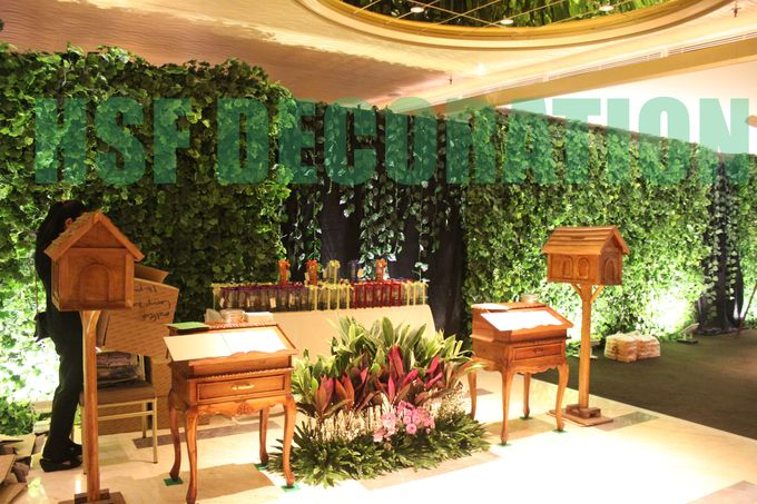 WEDDING AT THAMRIN NINE by Home Smile Florist - 006