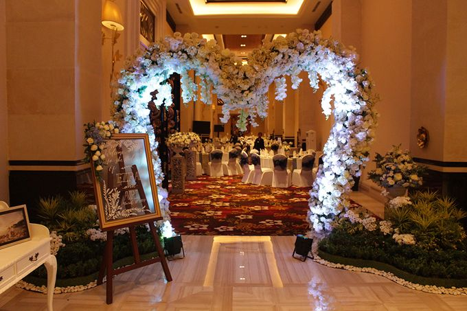 Wedding of Ari & Ezra by The Trans Resort Bali - 010