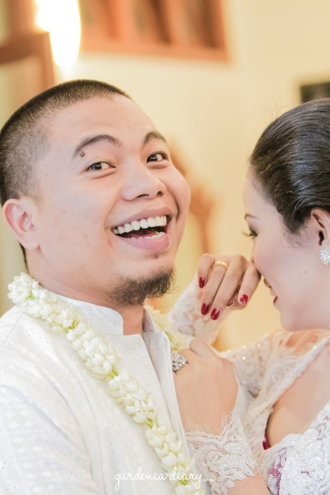 RINDA & ARI WEDDING by bright Event & Wedding Planner - 009