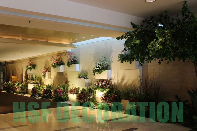 WEDDING AT THAMRIN NINE by Home Smile Florist - 014