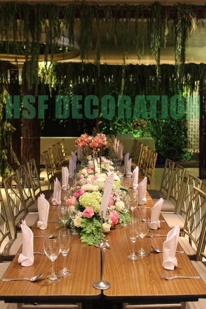 WEDDING AT THAMRIN NINE by Home Smile Florist - 016