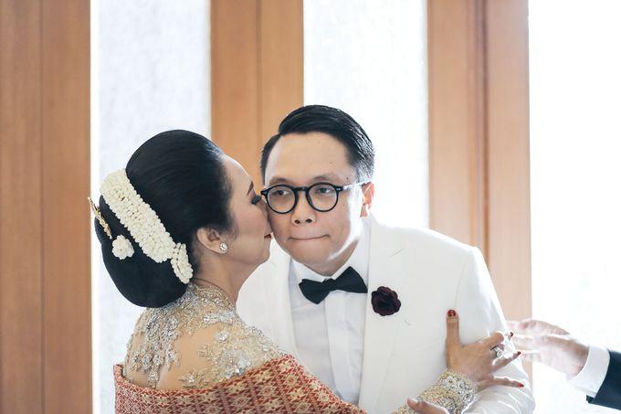 Togi & Jesicca - Holy Matrimony & Batak Ceremony by JAYSU Weddings by Jacky Suharto - 020
