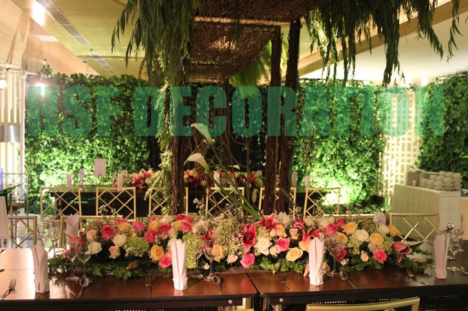 WEDDING AT THAMRIN NINE by Home Smile Florist - 017