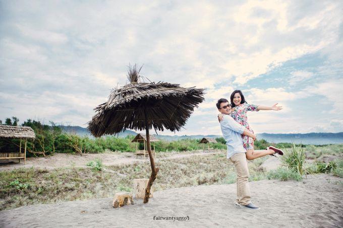 Hesti & Radit Prewedding by airwantyanto project - 006