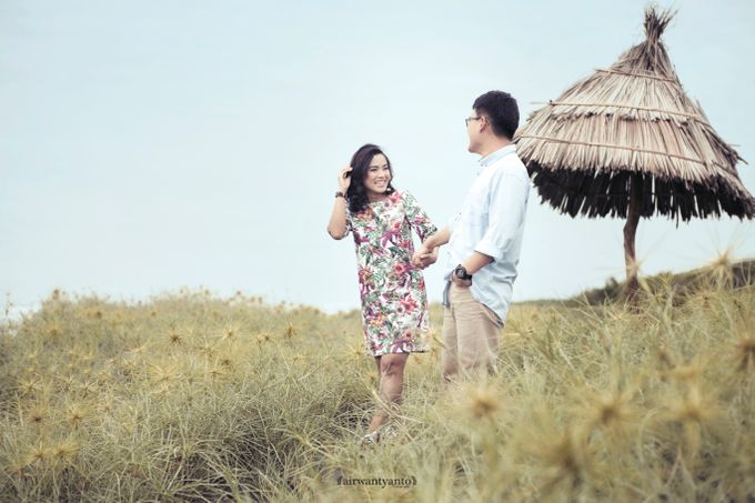 Hesti & Radit Prewedding by airwantyanto project - 007