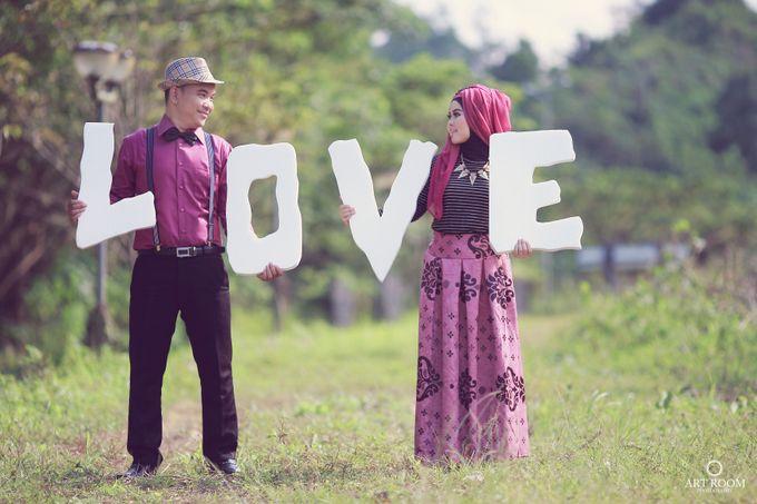 Prewedding Fitrah & LIna by KitaMoto Photography - 006