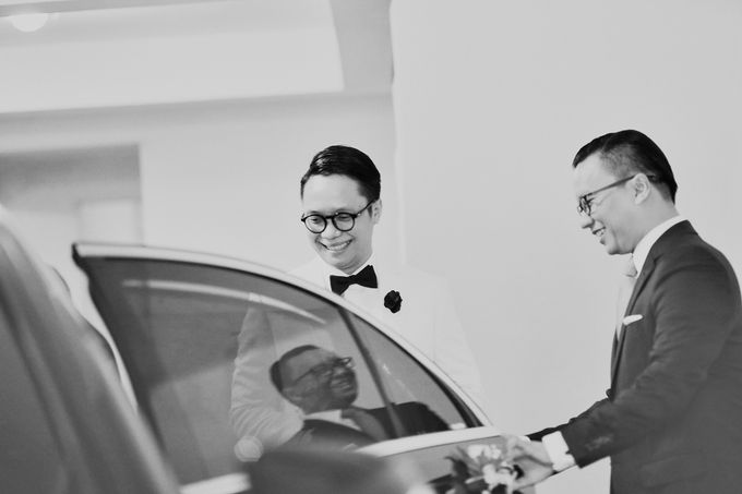 Togi & Jesicca - Holy Matrimony & Batak Ceremony by JAYSU Weddings by Jacky Suharto - 021