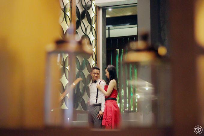 Anggun & Riyan Prewedding by MSB Photography - 016