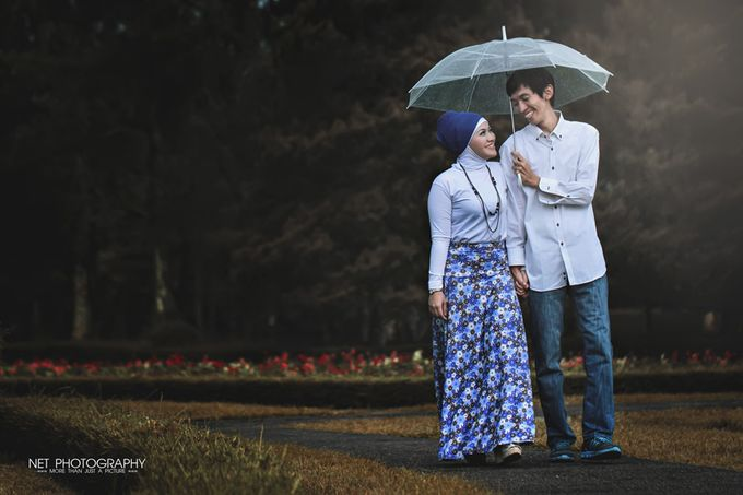 Rindi & Tian - PREWEDDING by NET PHOTOGRAPHY - 013