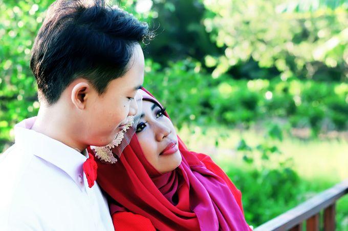 After Wedding Fika and agung by semut abang photograph - 004