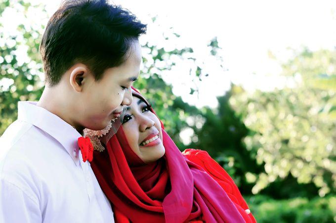 After Wedding Fika and agung by semut abang photograph - 005