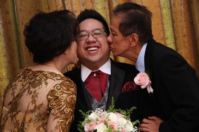 ALBERT & SINTHIA - WEDDING DAY by Spotlite Photography - 014