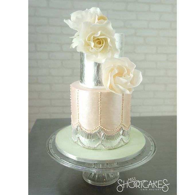 Wedding cakes by Miss Shortcakes - 005