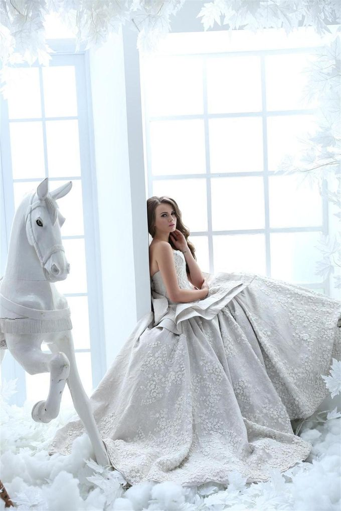 ENCHANTED by Gazelle Brides - 013