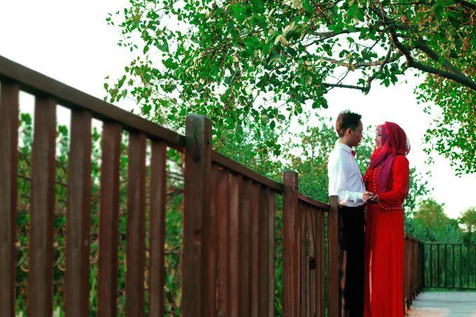 After Wedding Fika and agung by semut abang photograph - 001