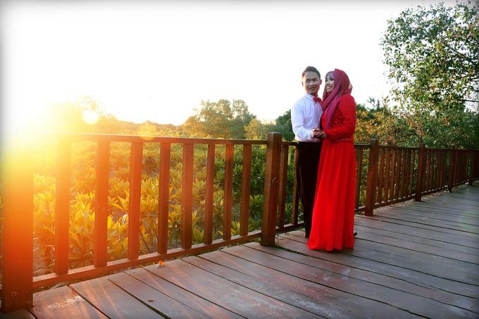 After Wedding Fika and agung by semut abang photograph - 008