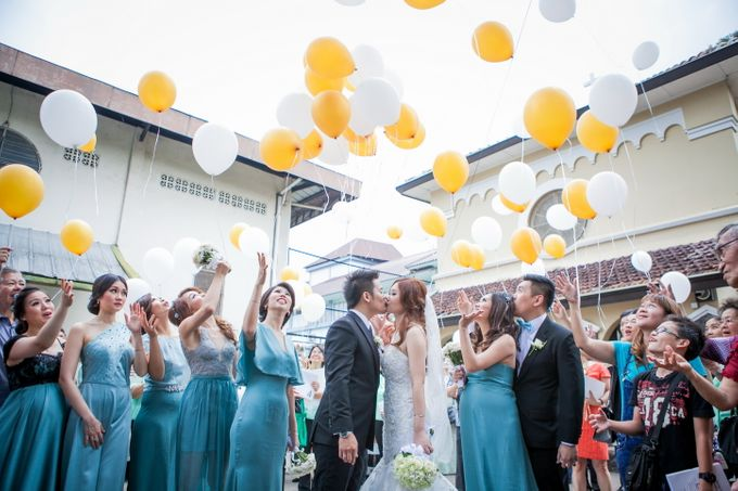 Marcel & Novi The Wedding by PRIDE Organizer - 026