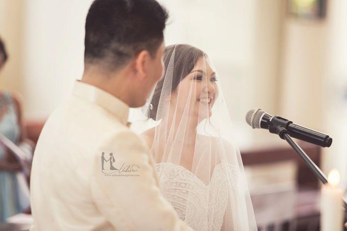IC & Jasmine Alabang Wedding Highlights by Mike & Mai Photography - 003