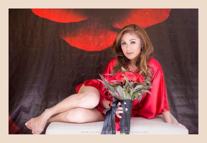 BRIDAL PORTRAITS by Aying Salupan Designs & Photography - 012