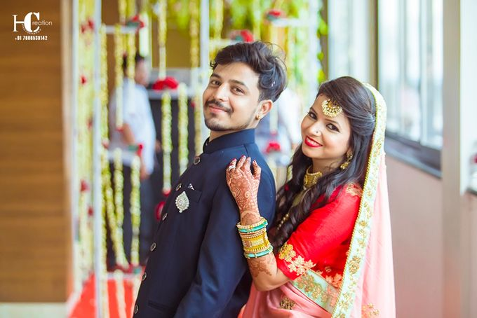 Engagement Nikhil & pooja by Hakim Creation Photography - 034