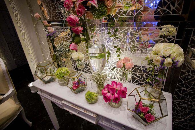 The Wedding of Albert & Sylvia Grand mercure Kemayoran by The Swan Decoration - 010
