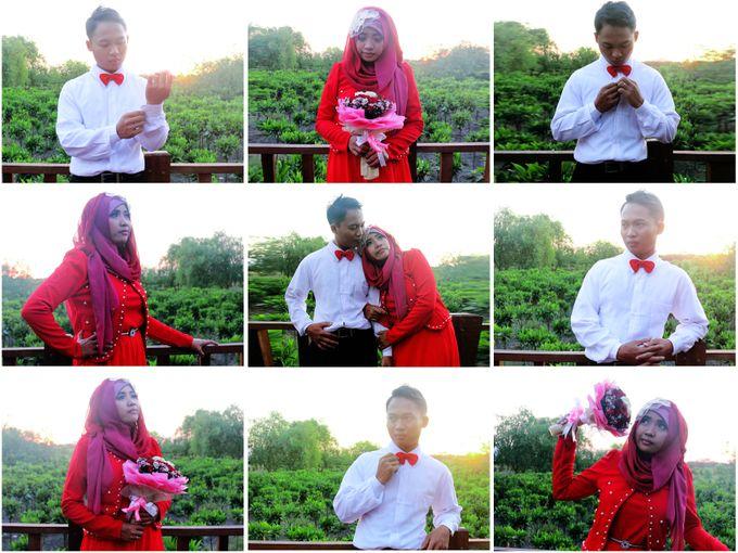 After Wedding Fika and agung by semut abang photograph - 011