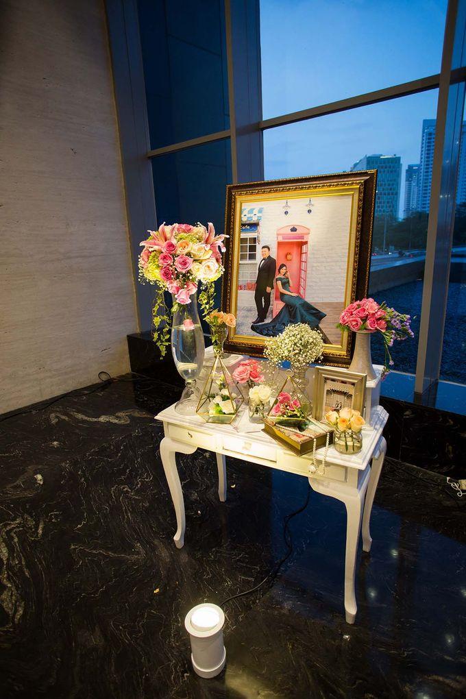 The Wedding of Albert & Sylvia Grand mercure Kemayoran by The Swan Decoration - 012