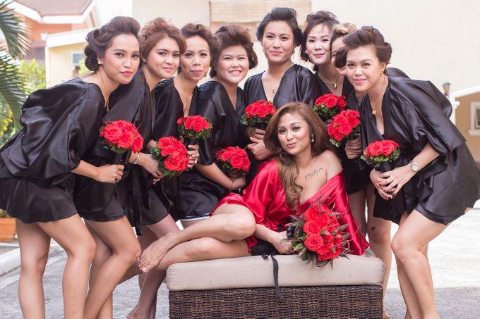 MARLO & KRISTINE WEDDING by Aying Salupan Designs & Photography - 017