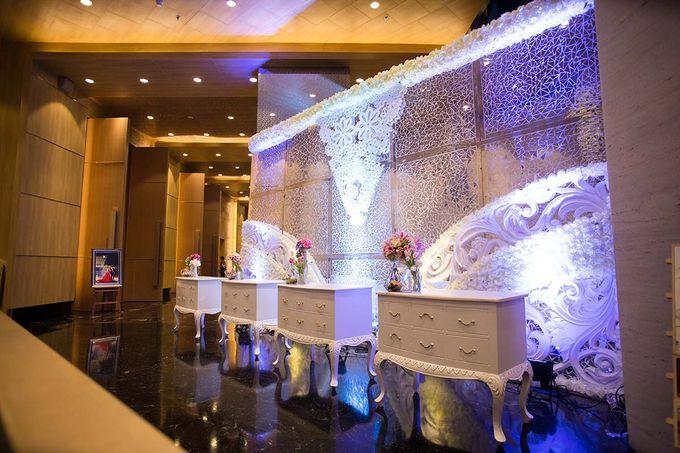 The Wedding of Albert & Sylvia Grand mercure Kemayoran by The Swan Decoration - 014