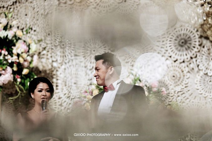 Darren & Yohana Wedding by Dante Wedding Planner - 023